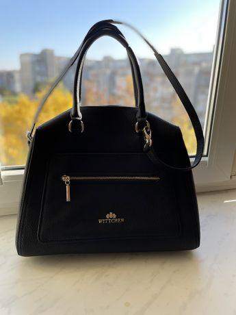 Шкіряна сумка Wittchen
