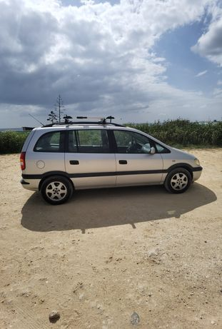 Opel zafira 2.0 DTi  7 lugares