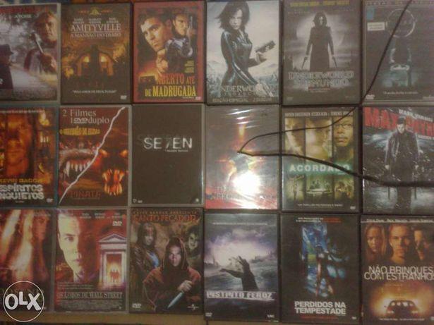 Filmes dvd terror varios