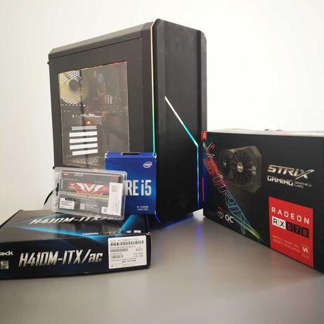 PC Gaming i5-10400f - ASUS STRIX RX 570 4GB - 16GB RAM
