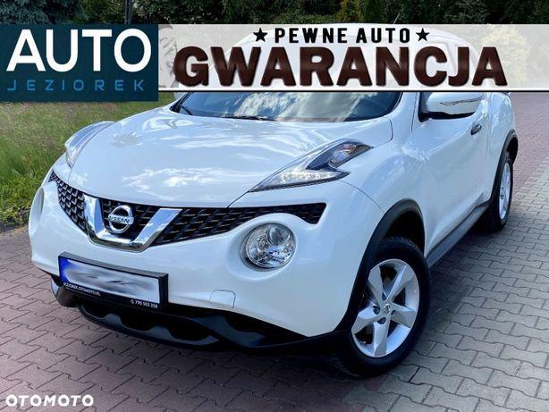 Nissan Juke LIFT 1.6 BENZYNA Biała perła Kamera cofania Nawigacja LEDY GWARANCJA