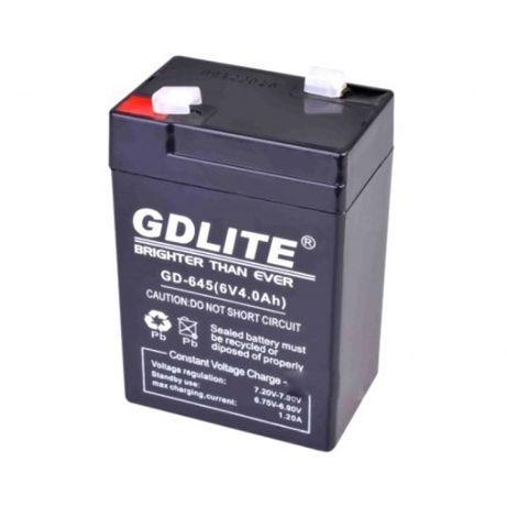 Аккумулятор GD-645 (6V4.0AH) Батарея для весов, фонарей