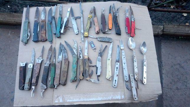 Складные перочинные ножи СССР