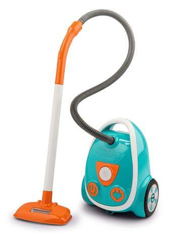 БЕСПЛ. ДОСТАВКА Детский пылесос Eco Clean Smoby 330214, 330212