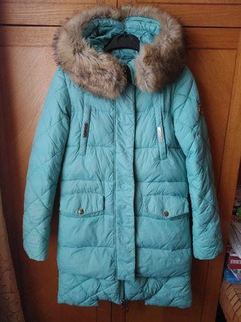 Зимнее пальто куртка Kiko