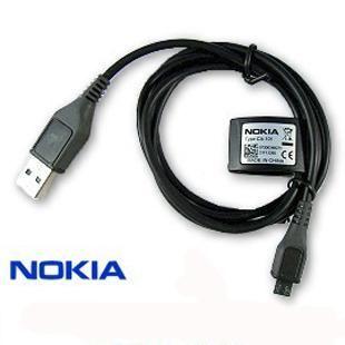 Acessórios Nokia CA 101, HS-5, CA-146C, HS-47