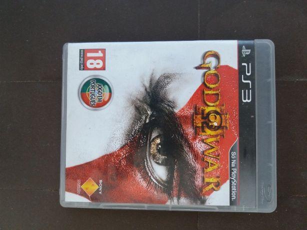Jogo Original Play Station 3 God of War - PS3