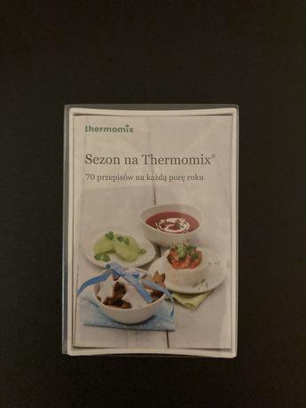 Nośnik z przepisami sezon na thermomix TM5