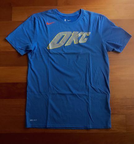 Tshirt Nike OKC tamanho L