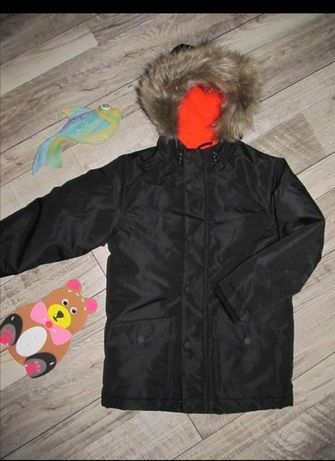 Куртка парка холодная осень зима фирма Bluezoo 9-10 лет