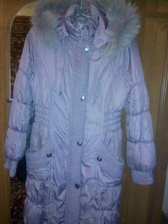 Пальто зимнее(для девочки).