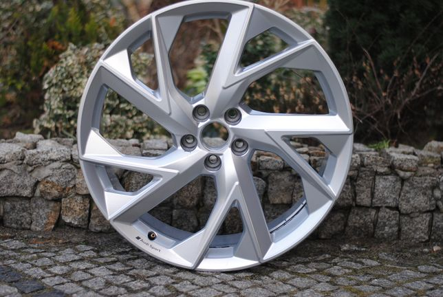 """Felga aluminiowa Audi RSQ3 SQ3 Q3 21"""" 8.5J ET38 5X112 83A601025AD"""