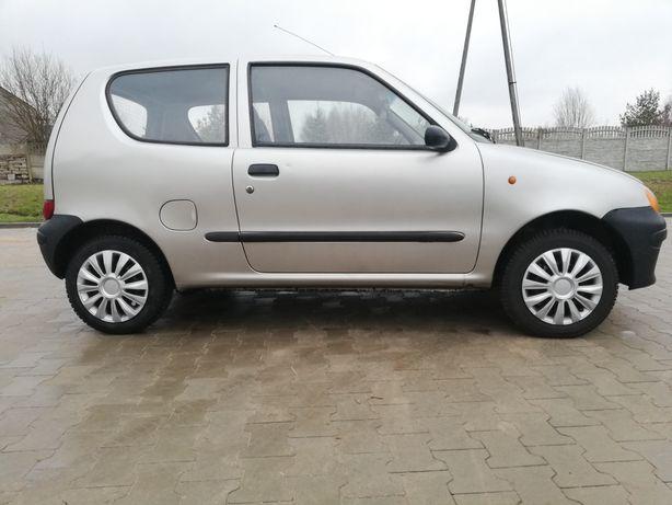 Fiat Seicento 900+ gaz.