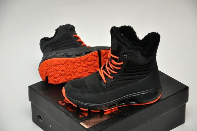 Зимние теплые ботинки CROPP. Размер 36- 23,2 см. как ecco geox superfi