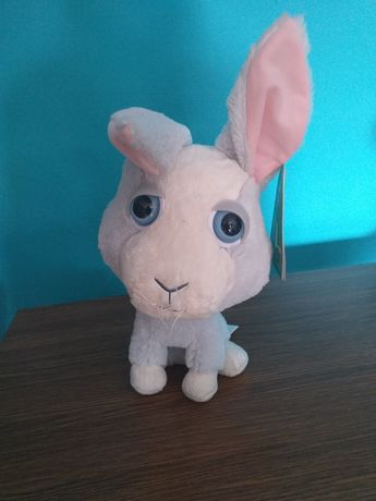 Maskotka królik dla dzieci