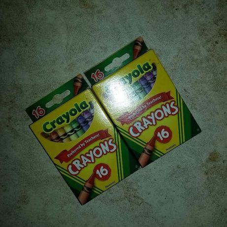 Цветные карандаши Crayola 16шт.