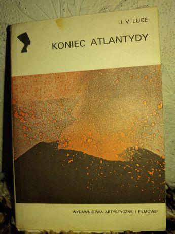 Koniec Atlantydy - J.V. Luce