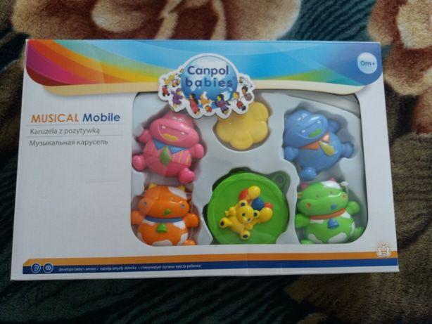 Детский мобиль!!