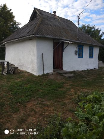 Хата село Чепеліївка