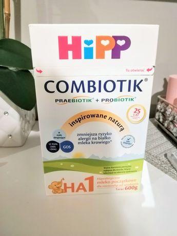 HiPP Combiotik HA 1, hipoalergiczne mleko początkowe od urodzenia, 60