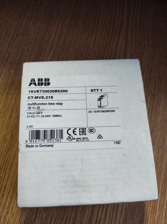 Реле времени (таймер) ABB CT-MVS.21S (1SVR730020R0200)