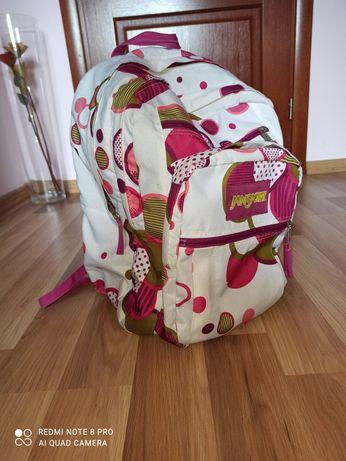 Duzy plecak JANSPORT  kolorowy pojemny