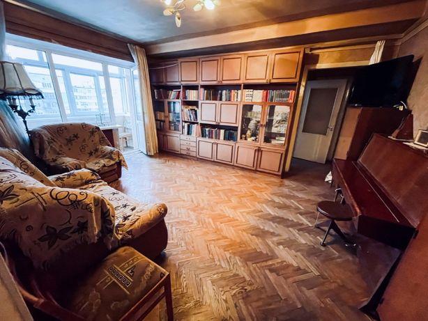 Аренда 3-х комнатная квартира Русановка Энтузиастов