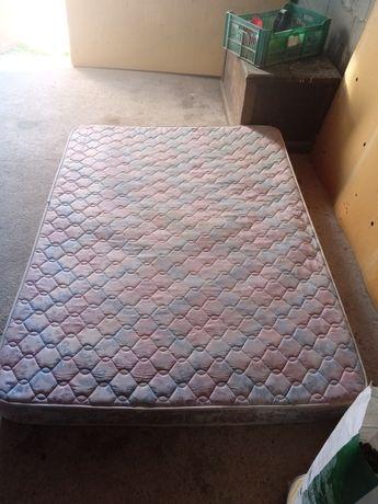 Vendo colechão para cama de casal marca molarte