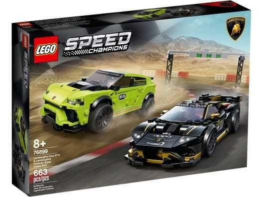 Lego Speed Champions 76899 | 75894 | 75890