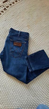 Spodnie Wrangler Bryson W32 L34 idealne