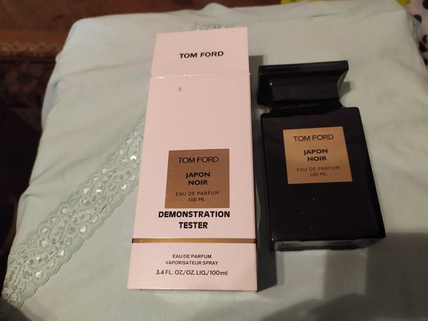 Tom Ford japon noir тестер парфюмерия.Оригинал.