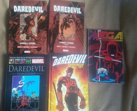 Komiksy Marvel Daredevil