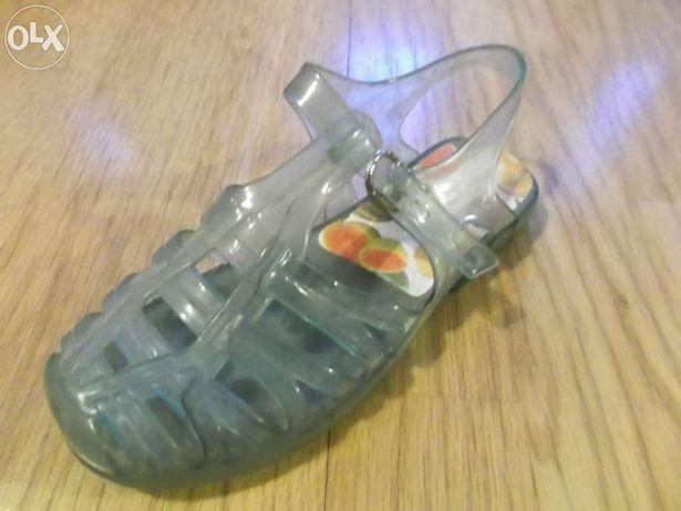 Vendo sandálias Melissa como novas - baixou de preço!