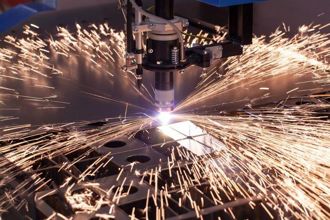 Wypalanie, cięcie blach cnc plazmą, laserem, wycinanie plazmowe Mielec