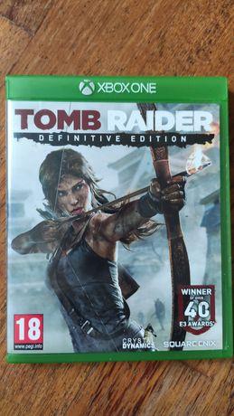 Tomb raider definitive edition Gra Xbox
