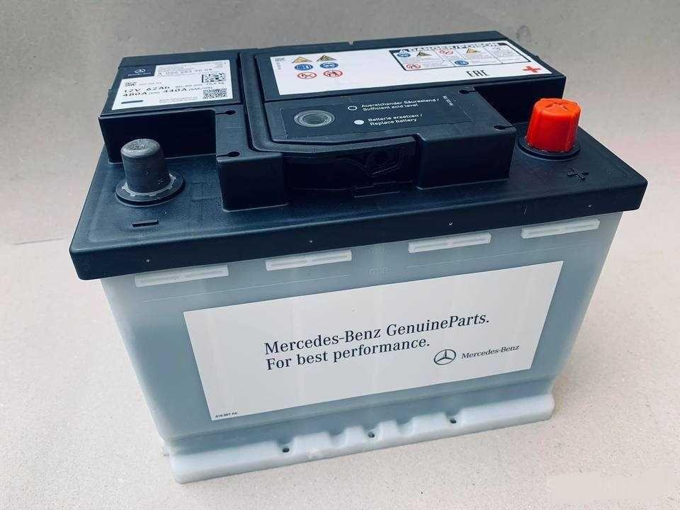 Akumulator MERCEDES-BENZ 62Ah 480A Kielce