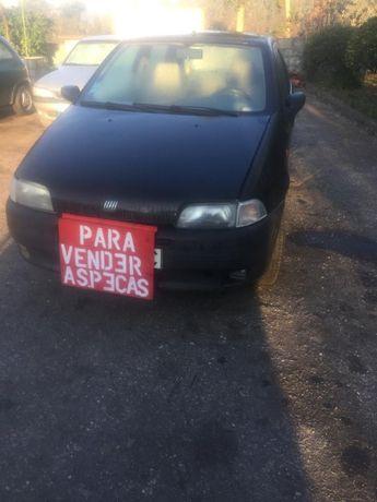 Fiat punto 1.1 gasolina Ano 1996