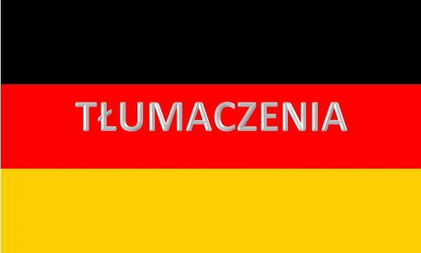 Tłumaczenia polski-niemiecki, niemiecki-polski