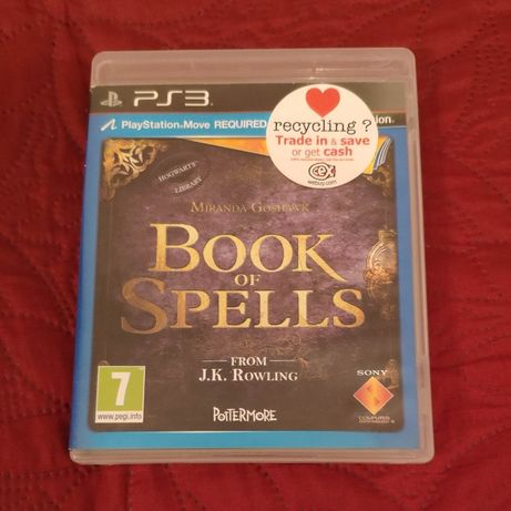 BOOK OF SPELLS - gra PS3, wymaga PlayStation Move