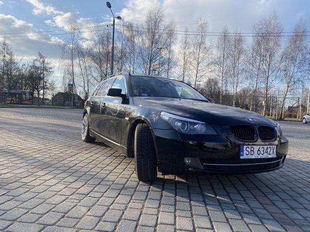 BMW e61 2.0 diesel bdb stan okazja