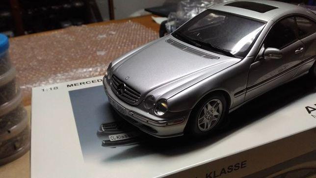 Mercedes CL 500 AUTOART