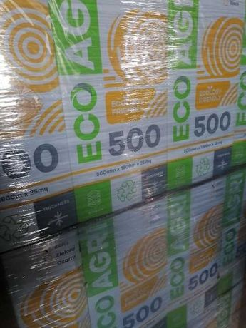 Folia rolnicza sianokiszonki AGROSIL 500 750 ECO AGRI silos pryzma