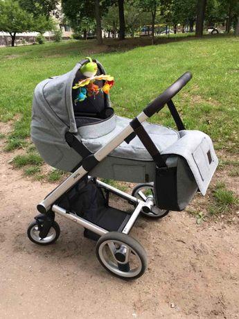 Детская коляска Mutsy I2 (iGO) 2 в 1 (цвет Farmer mist)