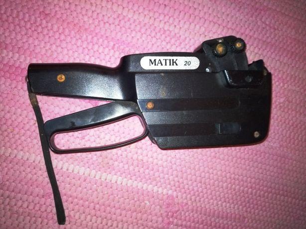 Máquina de Etiquetar Matik 20