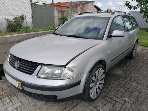VW Passat para peças