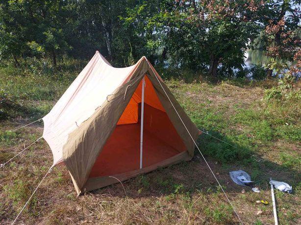 Палатка туристическая 2-местная,СССР.