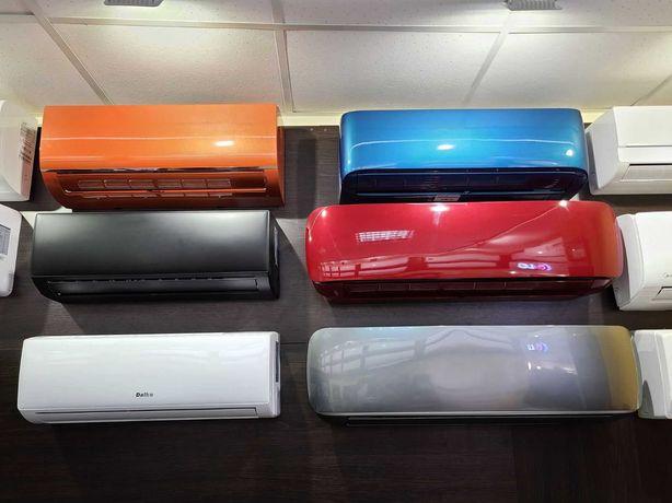 Hisense/Hitachi Дизайн Серия Кондиционеров. Тепловые насосы. Цветные