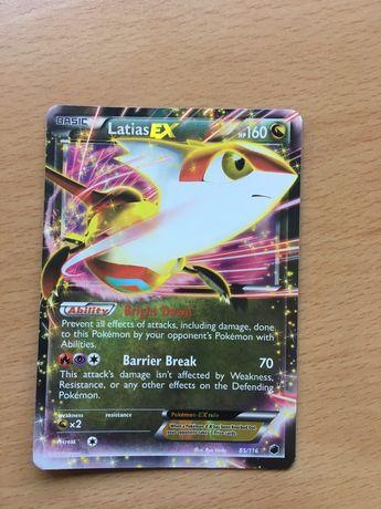 Carta Pokémon TCG - Latias Ex (85/116)