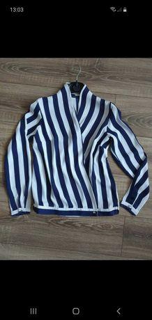 Bluzka lejąca elegancka Mohito 34