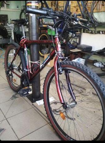Велосипед pizetta 26 горный на комплектующих shimano